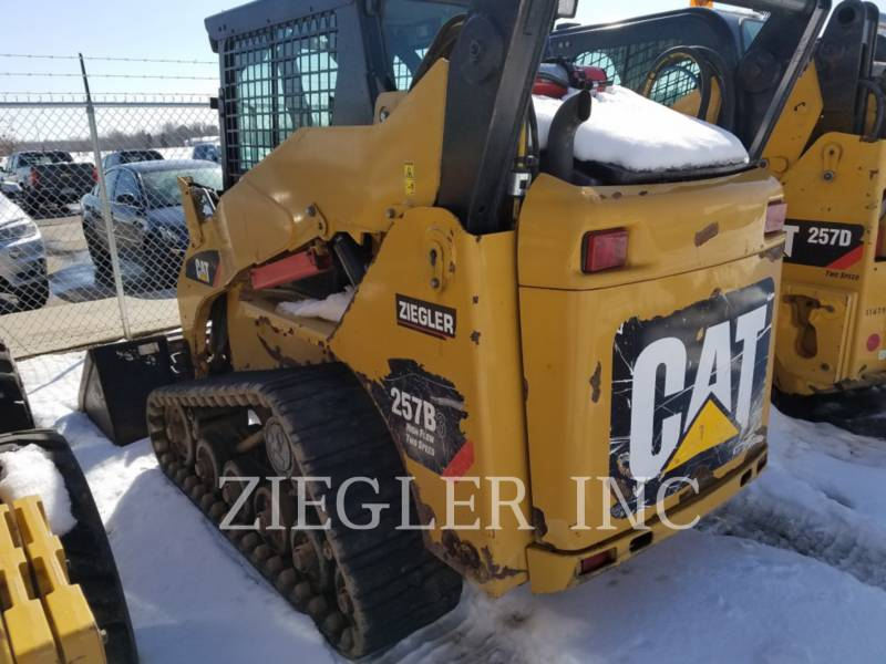 CATERPILLAR CARGADORES MULTITERRENO 257B3HF equipment  photo 1