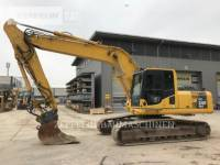 Equipment photo KOMATSU LTD. PC240NLC-8 EXCAVATOARE PE ŞENILE 1