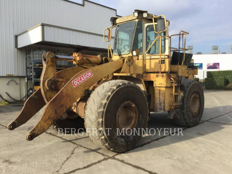 CATERPILLAR WHEEL LOADERS/INTEGRATED TOOLCARRIERS 966F equipment  photo 1