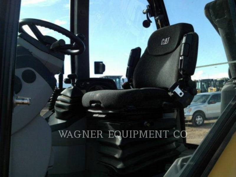 CATERPILLAR BAGGERLADER 430E 4WD equipment  photo 6