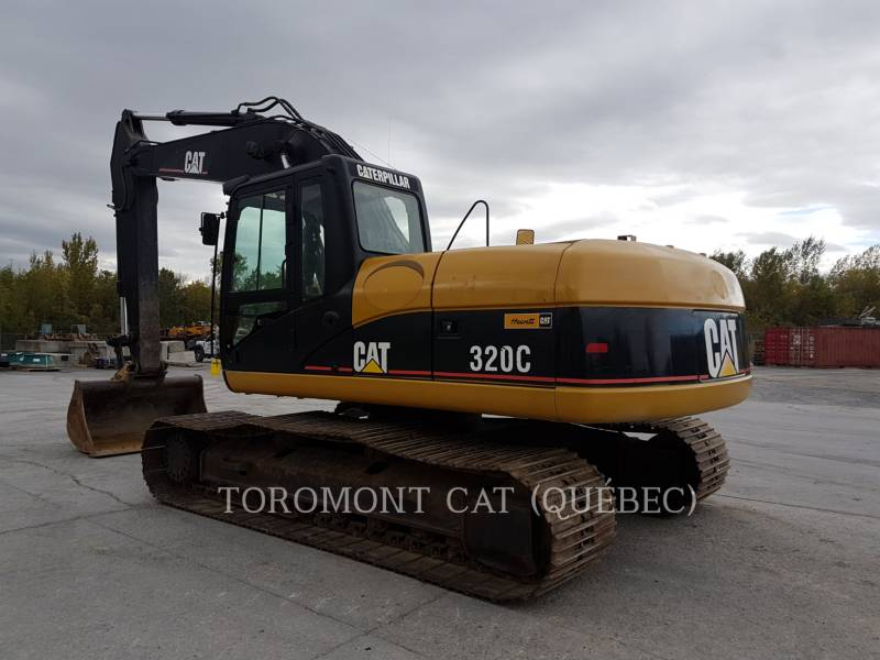 CATERPILLAR PELLES SUR CHAINES 320CL equipment  photo 3