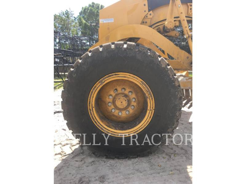 CATERPILLAR MOTORGRADER 12M3 equipment  photo 9