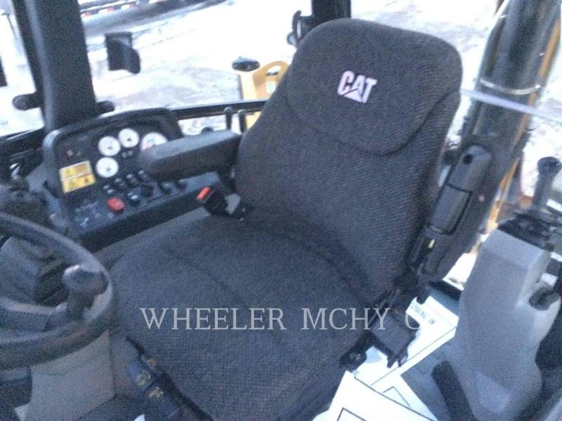 CATERPILLAR BAGGERLADER 430E ITECF equipment  photo 9