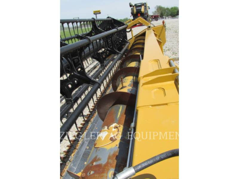 LEXION COMBINE Rabatteurs F535 equipment  photo 12