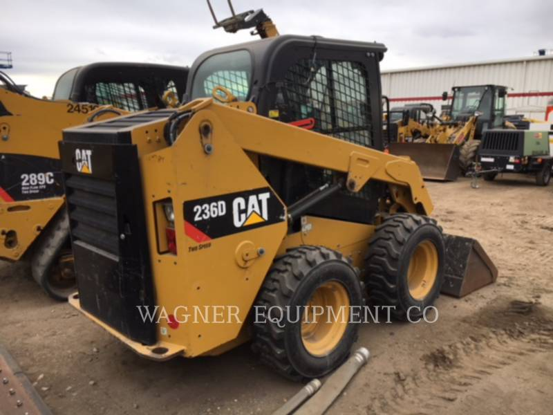 Caterpillar MINIÎNCĂRCĂTOARE RIGIDE MULTIFUNCŢIONALE 236D equipment  photo 4
