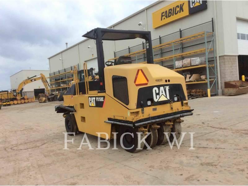 CATERPILLAR PAVIMENTADORA DE ASFALTO PS150C equipment  photo 4