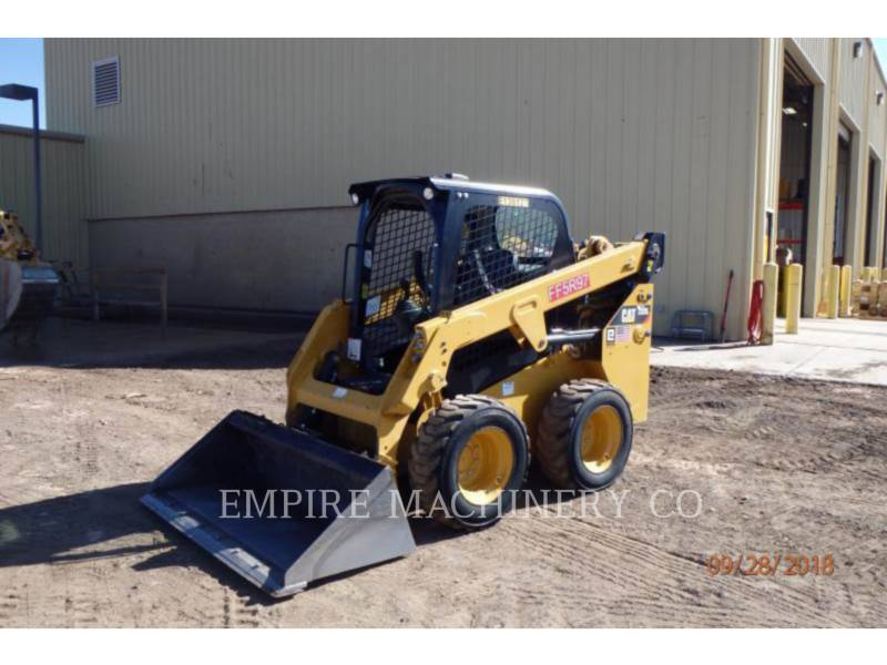 CATERPILLAR SCHRANKLADERS 232D equipment  photo 4