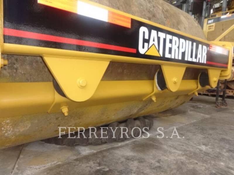 CATERPILLAR TRILLENDE ENKELE TROMMEL GLAD CS-533E equipment  photo 11