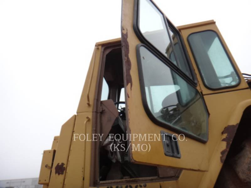 CATERPILLAR WHEEL TRACTOR SCRAPERS 631EII equipment  photo 18