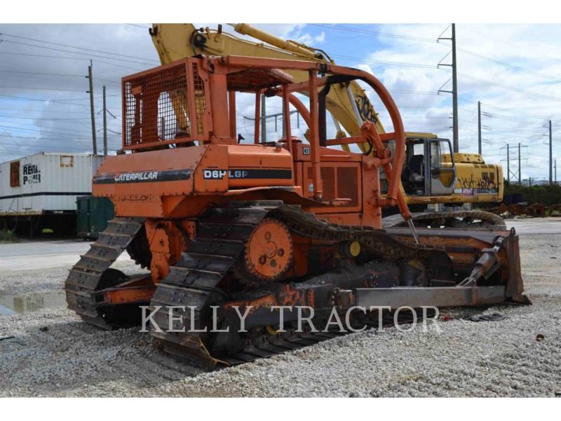 CATERPILLAR TRACTEURS SUR CHAINES D6HLGP equipment  photo 4