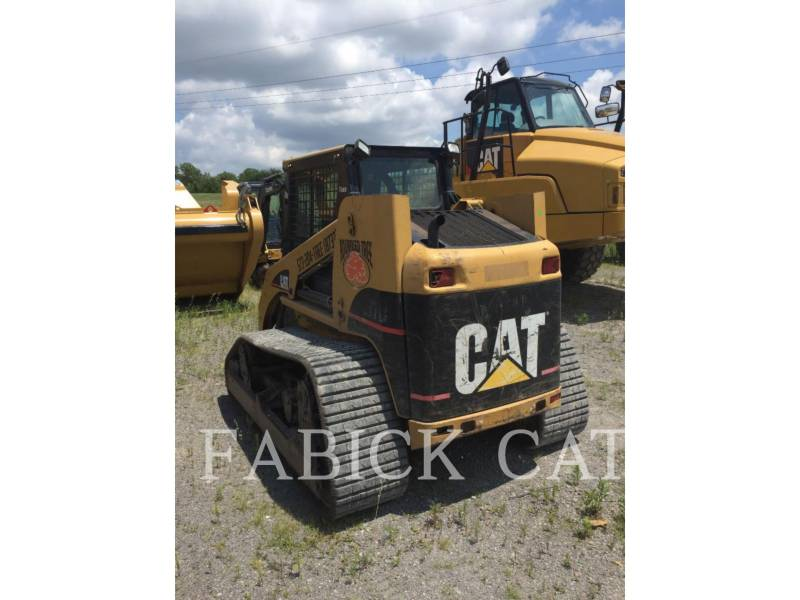 CATERPILLAR CARGADORES MULTITERRENO 277B equipment  photo 4
