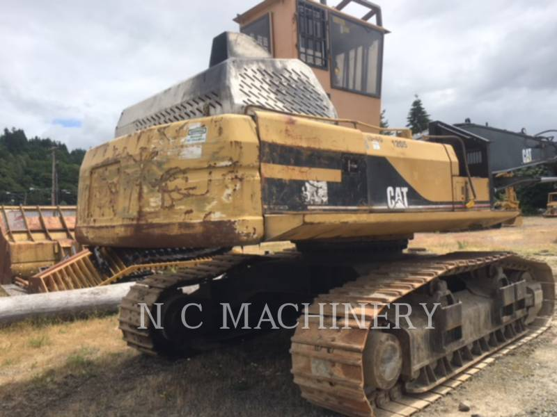 CATERPILLAR KETTEN-HYDRAULIKBAGGER 330B FM equipment  photo 8
