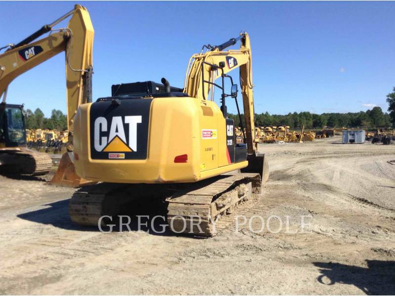 CATERPILLAR PELLES SUR CHAINES 312EL equipment  photo 4