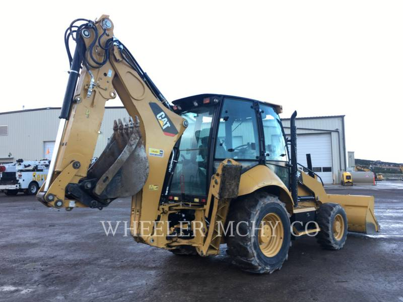 CATERPILLAR CHARGEUSES-PELLETEUSES 420F E MP equipment  photo 5