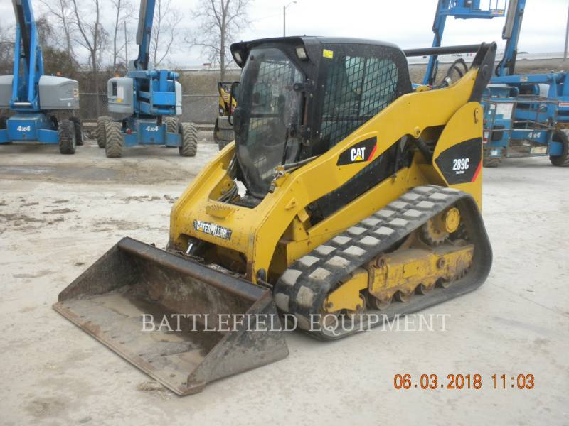 CATERPILLAR UNIWERSALNE ŁADOWARKI 289C equipment  photo 1