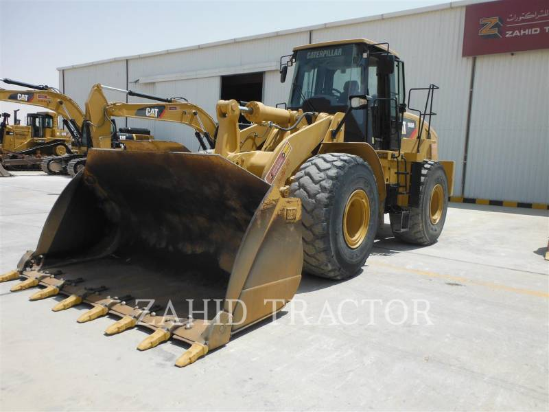 CATERPILLAR 采矿用轮式装载机 966H equipment  photo 1