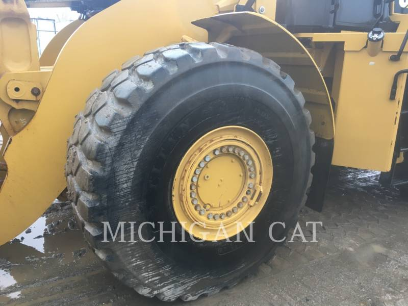 Caterpillar ÎNCĂRCĂTOARE PE ROŢI/PORTSCULE INTEGRATE 980K LC equipment  photo 13