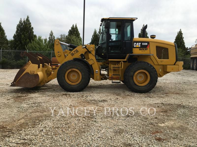 CATERPILLAR CHARGEURS SUR PNEUS MINES 930K equipment  photo 1