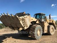 CATERPILLAR PALE GOMMATE/PALE GOMMATE MULTIUSO 988K equipment  photo 1