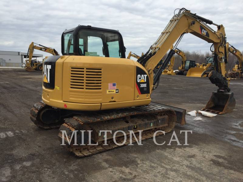 CATERPILLAR EXCAVADORAS DE CADENAS 308E CR SB equipment  photo 4