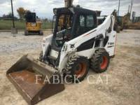 Equipment photo BOBCAT S570 MINIÎNCĂRCĂTOARE RIGIDE MULTIFUNCŢIONALE 1