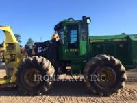 Equipment photo JOHN DEERE 843K FORESTRY - FELLER BUNCHERS 1