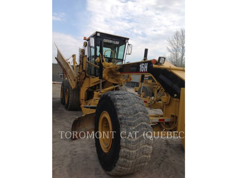CATERPILLAR MOTOR GRADERS 16G equipment  photo 11