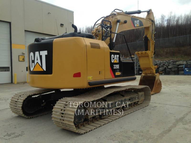 CATERPILLAR KOPARKI GĄSIENICOWE 320ELRR equipment  photo 2