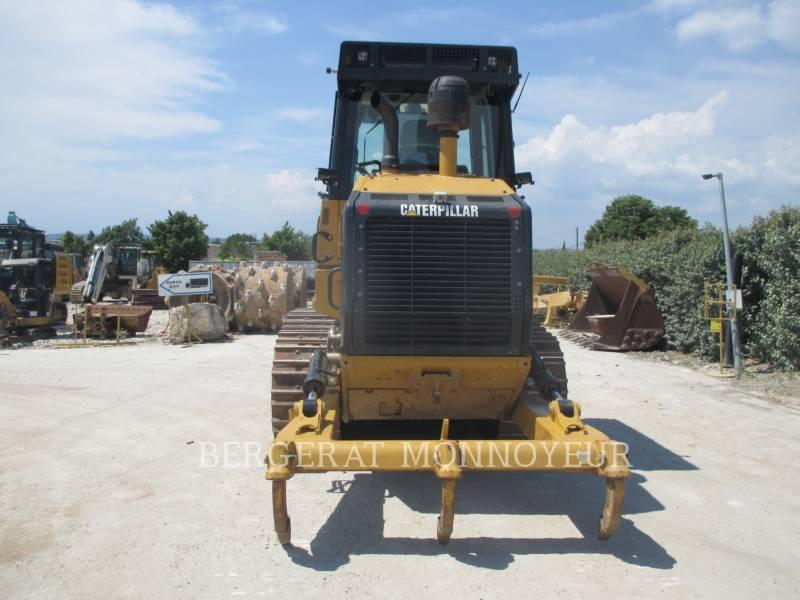 CATERPILLAR KETTENLADER 963D equipment  photo 4