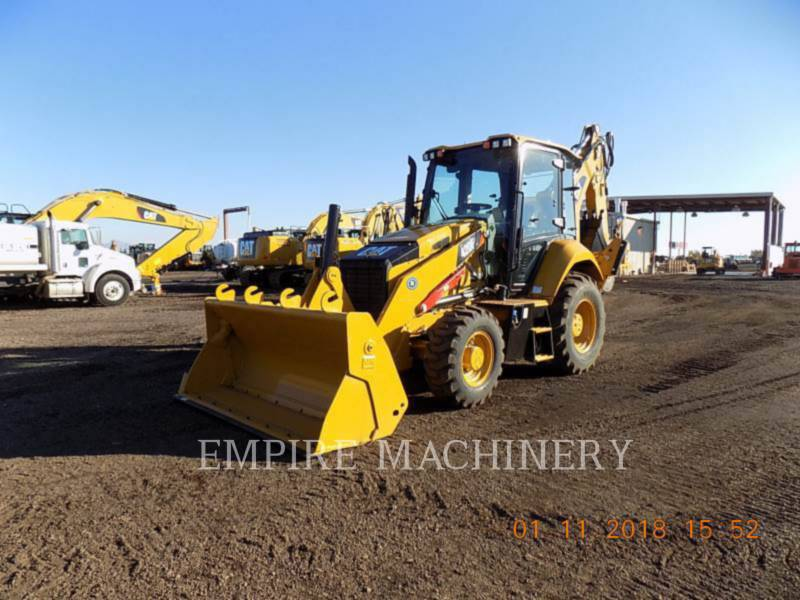 CATERPILLAR バックホーローダ 420F2ST equipment  photo 1