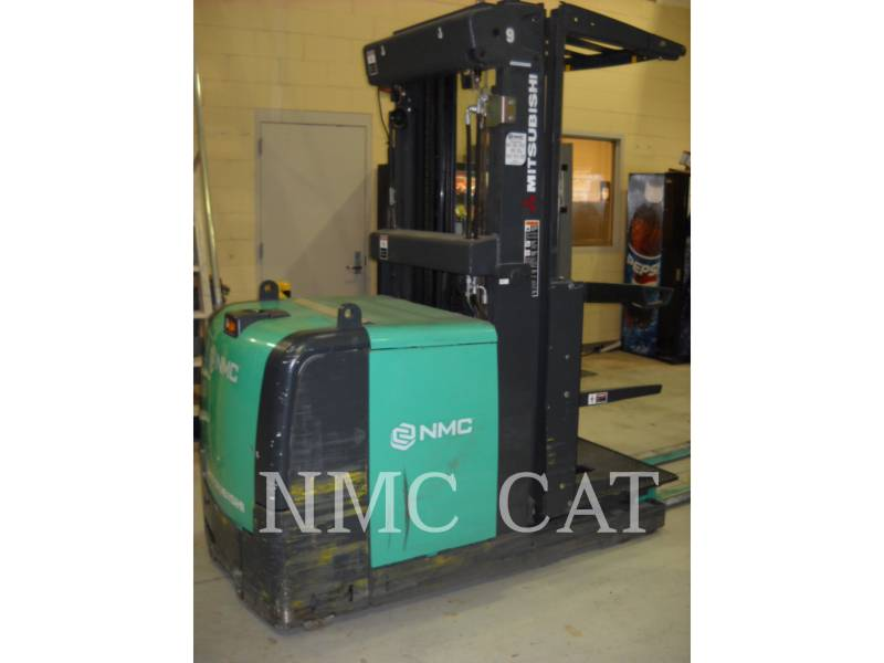 MITSUBISHI FORKLIFTS MONTACARGAS EOP15HN equipment  photo 1
