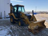 CATERPILLAR CHARGEUSES-PELLETEUSES 420F AR equipment  photo 1