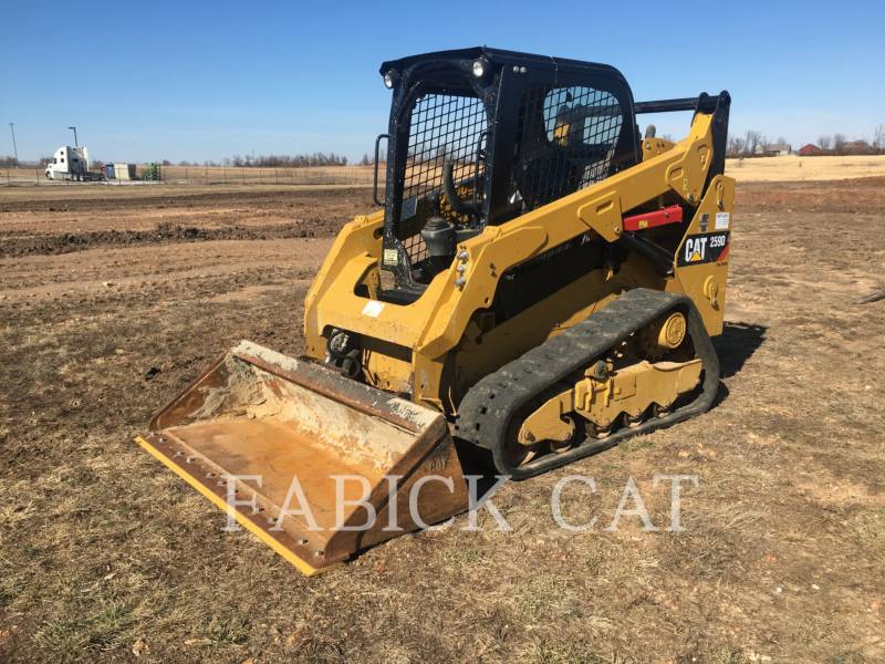 CATERPILLAR CARGADORES MULTITERRENO 259D C1H2 equipment  photo 5
