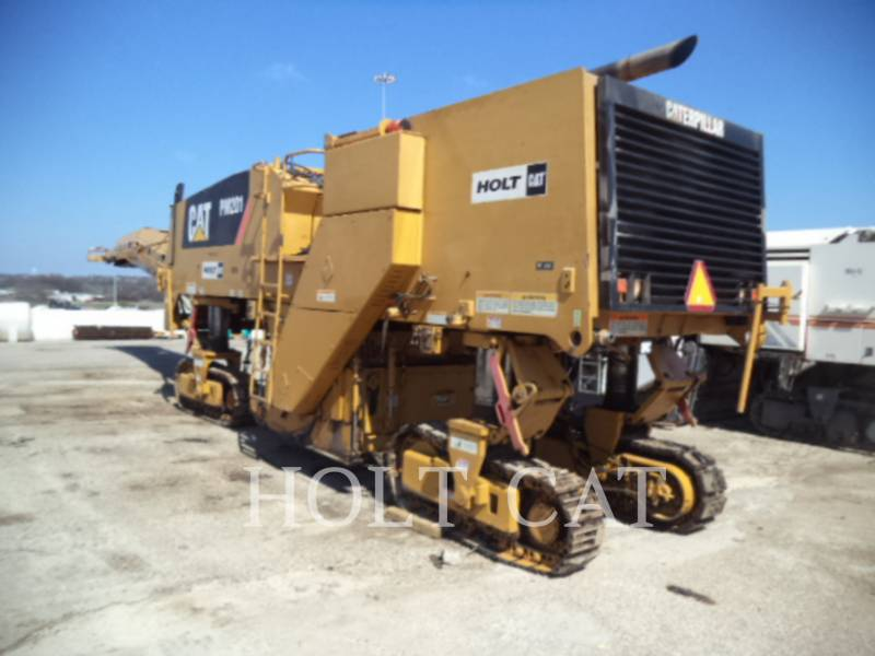 CATERPILLAR WT - COLD PLANER PM201 equipment  photo 2