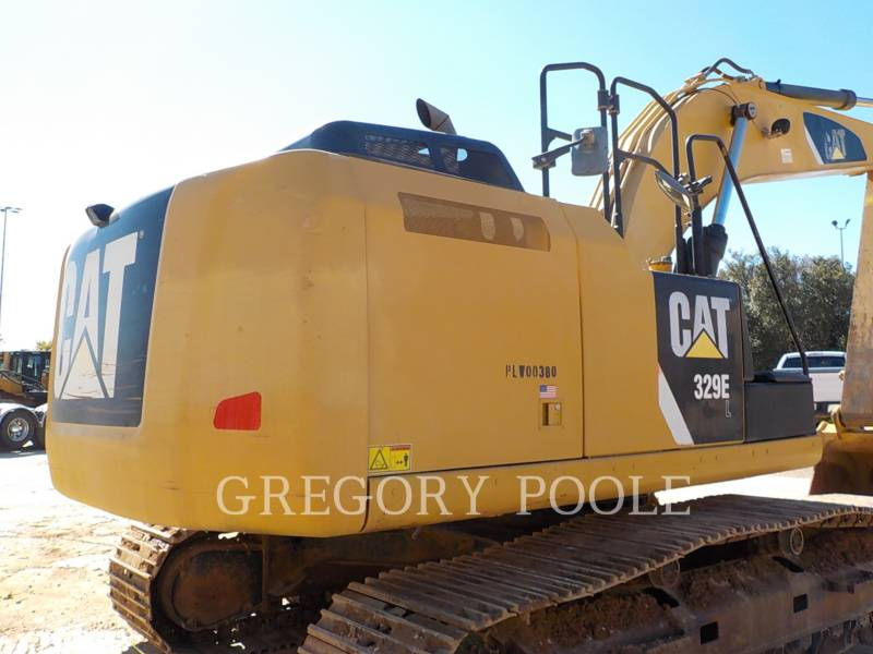 Caterpillar EXCAVATOARE PE ŞENILE 329E L equipment  photo 11
