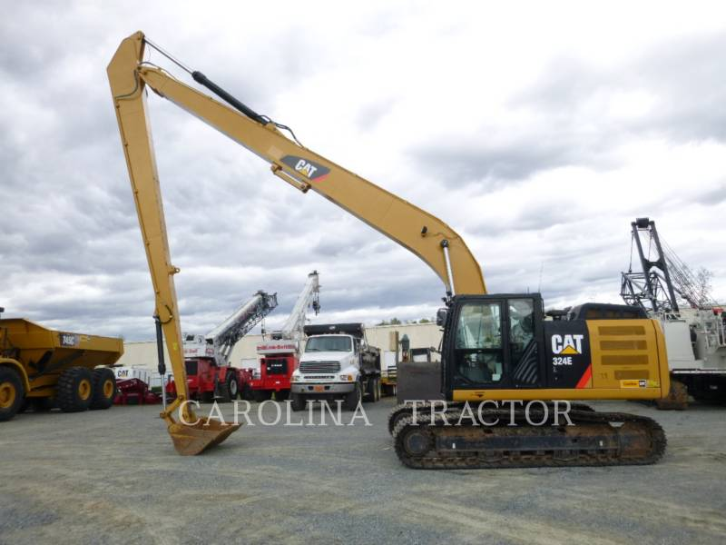 CATERPILLAR ESCAVADEIRAS 324E LR equipment  photo 1