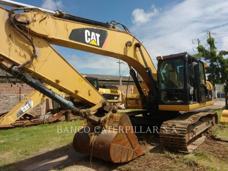 CATERPILLAR PELLES SUR CHAINES 320DL equipment  photo 1