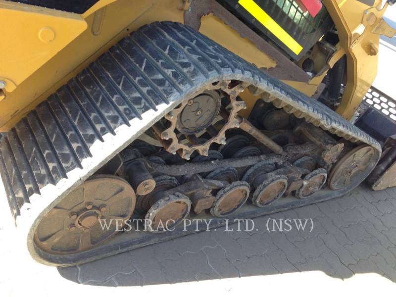 CATERPILLAR PALE CINGOLATE MULTI TERRAIN 297C equipment  photo 7