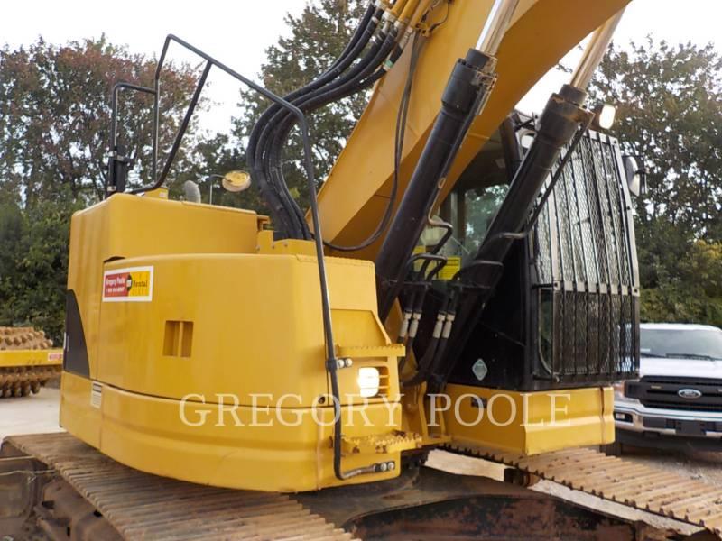 CATERPILLAR ESCAVATORI CINGOLATI 321D LCR equipment  photo 5