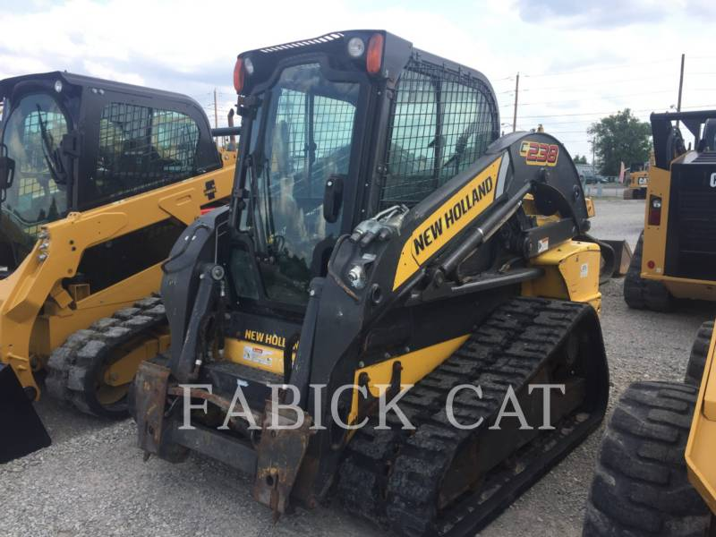 FORD / NEW HOLLAND CARREGADEIRAS TODO TERRENO C238 equipment  photo 1