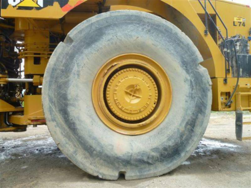 CATERPILLAR CARGADORES DE RUEDAS 994F equipment  photo 15