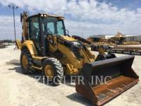 CATERPILLAR BAGGERLADER 420F2ITH2 equipment  photo 1
