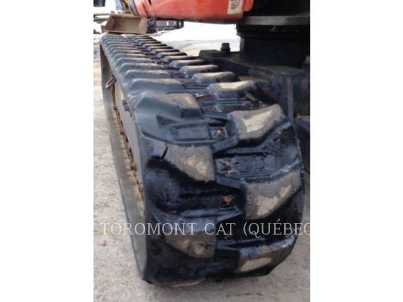 KUBOTA CORPORATION TRACK EXCAVATORS KX018-4 equipment  photo 10