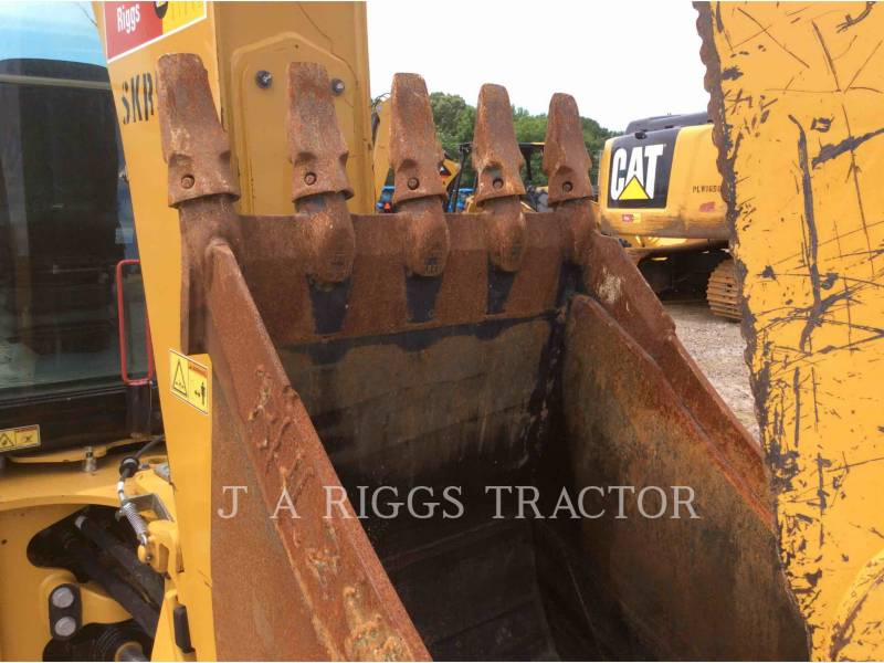 CATERPILLAR BACKHOE LOADERS 420F 4AE equipment  photo 16