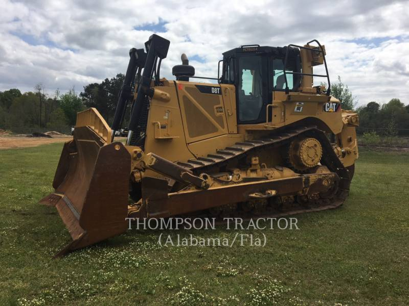 CATERPILLAR TRACTORES DE CADENAS D8T equipment  photo 15