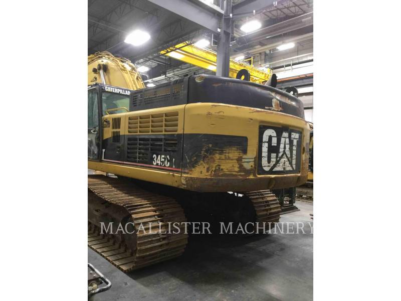 CATERPILLAR トラック油圧ショベル 345CL equipment  photo 13