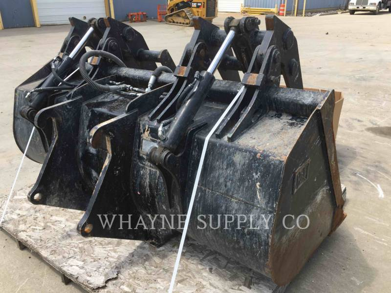 CATERPILLAR WT - GODET 910 MH BUCKET equipment  photo 4