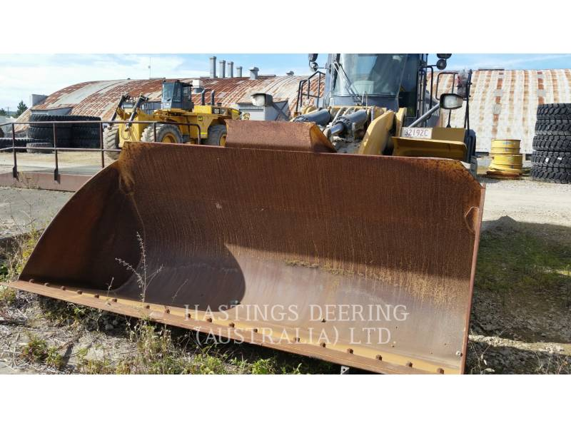 CATERPILLAR BERGBAU-RADLADER 980K equipment  photo 5