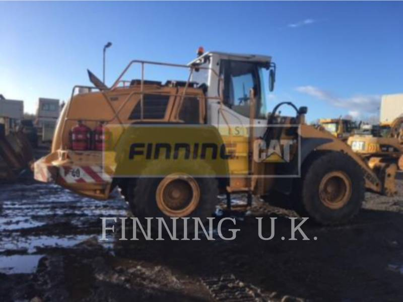 LIEBHERR WHEEL LOADERS/INTEGRATED TOOLCARRIERS L556 equipment  photo 2