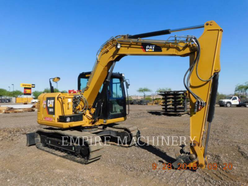 CATERPILLAR KETTEN-HYDRAULIKBAGGER 307E2 equipment  photo 1